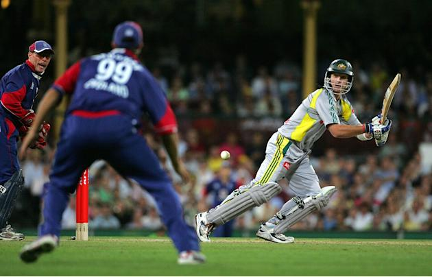 Twenty20 International - Australia v England