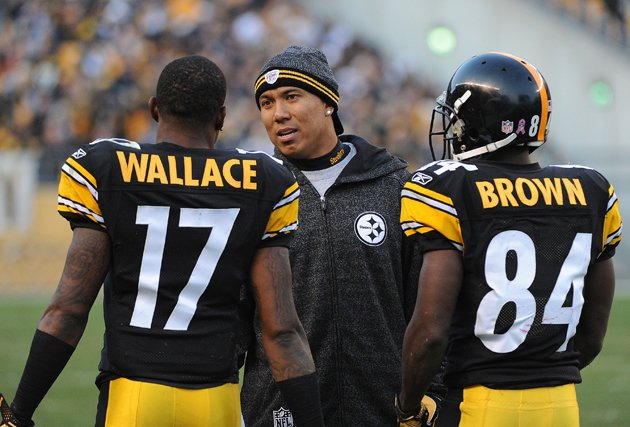 steelers make a statement give mike wallace�s contract