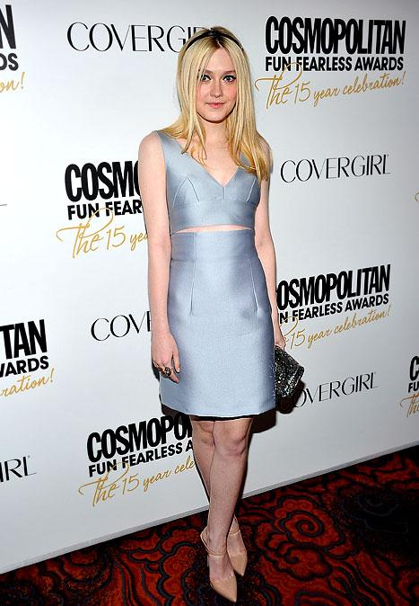 Dakota Fanning Shares Her Best Style Advice