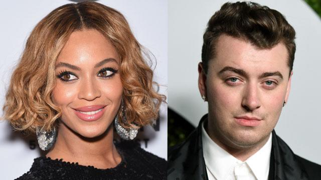 From Beyoncé to Taylor Swift, Sam Smith's Love for Pop's Greatest Divas