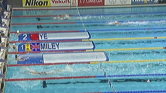 Gold for Lochte and Miley in Istanbul