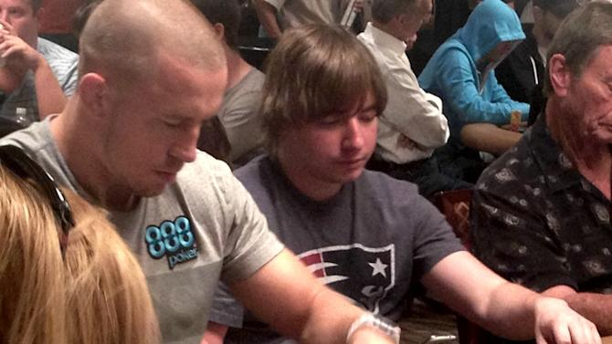 UFC Champ Georges St-Pierre Barely Misses the Cut at World Series of Poker Main Event