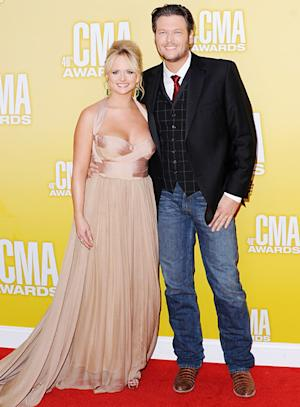 Miranda Lambert, Blake Shelton Laugh Off Pregnancy Rumors on Twitter