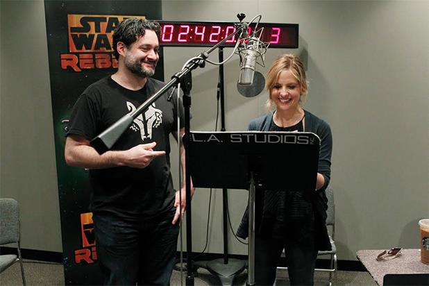 Sarah Michelle Gellar Joins 'Star Wars Rebels' for Season 2