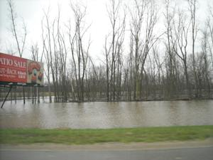 Photos: Spring Flooding in West Michigan