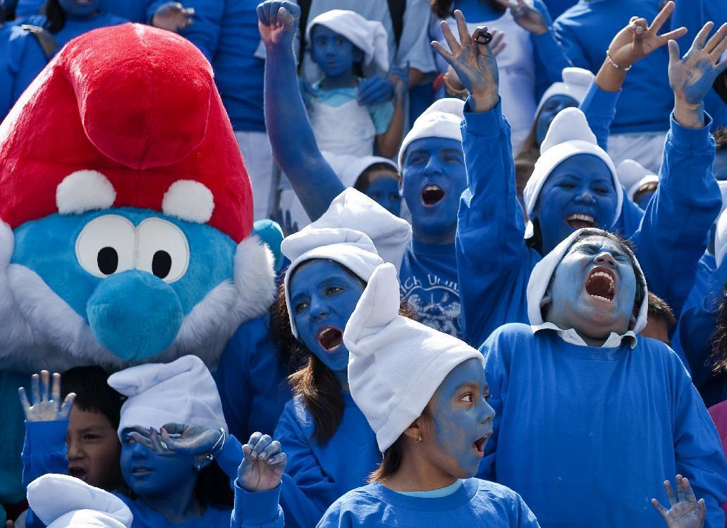 Fully animated Smurfs reboot announced