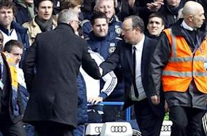 Benitez: Chelsea has had a 'great' season