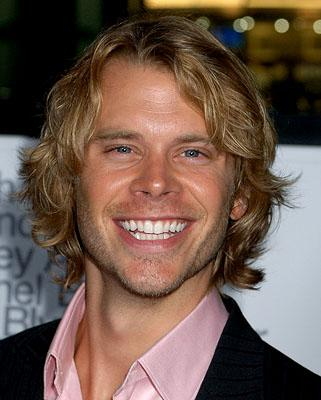 Eric Christian Olsen at the LA premiere of Dreamworks Pictures' The Last Kiss