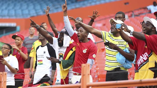 Ghana ready for World Cup rematch against US