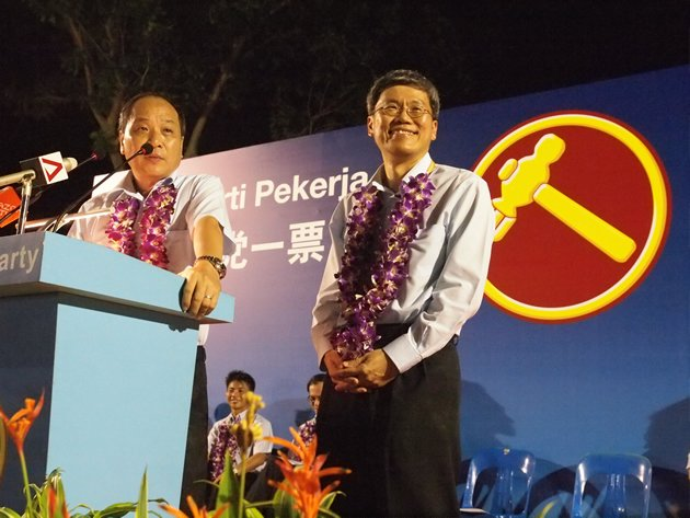 Hougang by-election: Workers' Party rallies - 19 May 2012