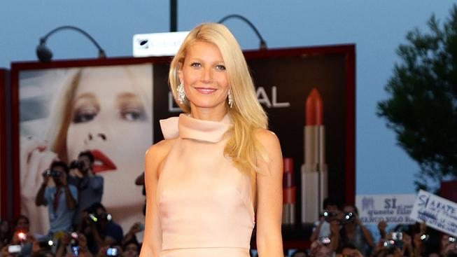 2011 Venice Film Festival Gwyneth Paltrow