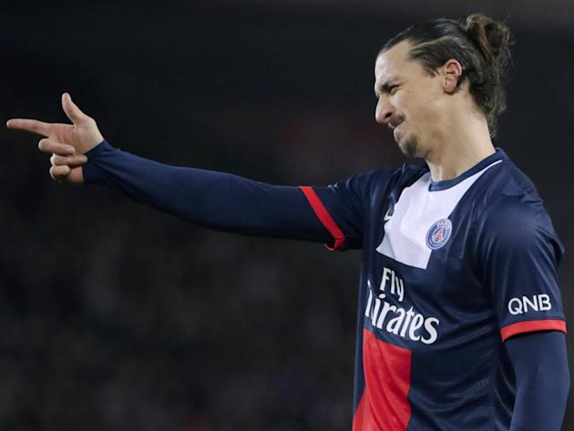 Zlatan focused on improving