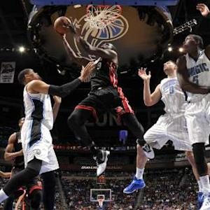 Heat vs. Magic