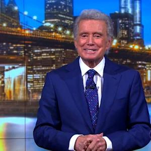 The Late Late Show - Regis Philbin Invited To Host
