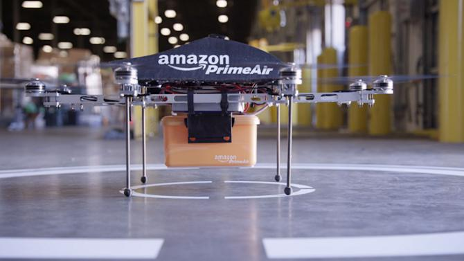 Amazon's delivery drone dream may come true after all