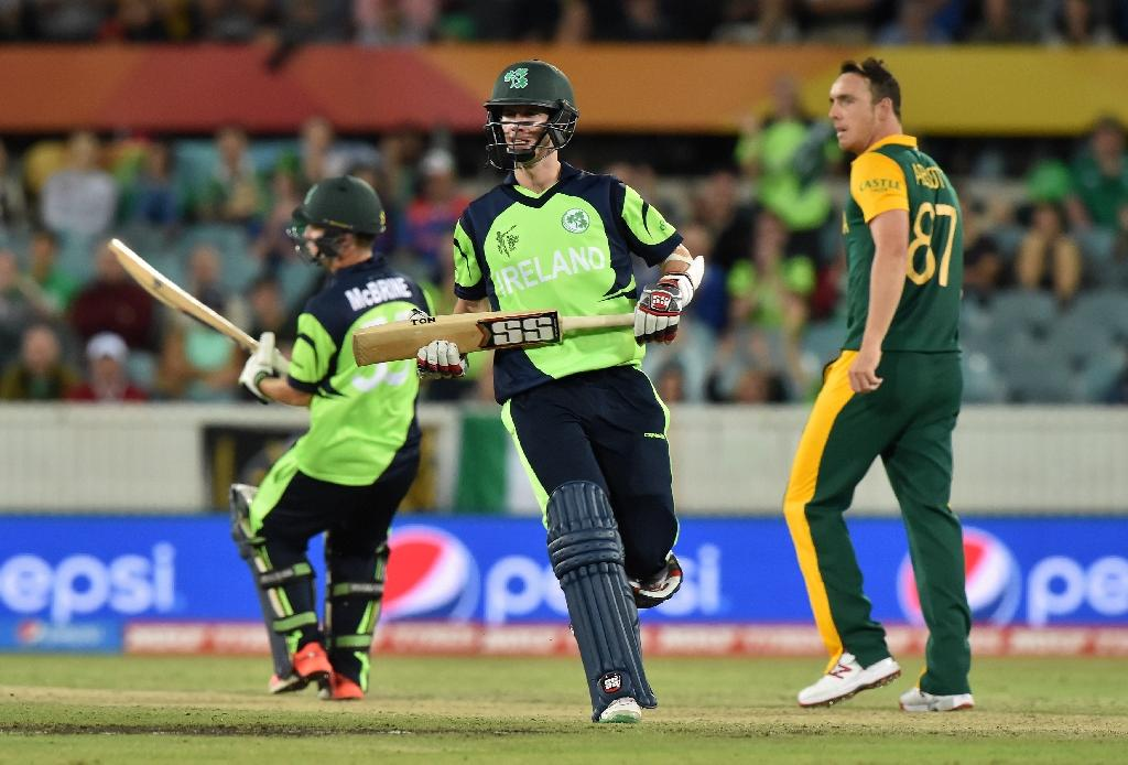 All not lost for us, says Ireland skipper Porterfield