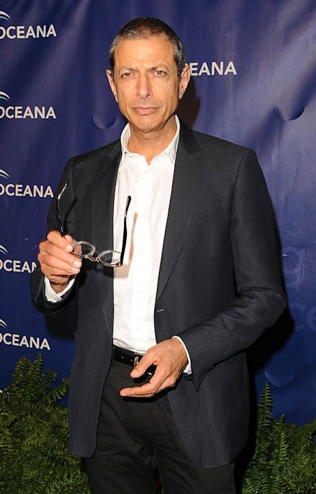 J Eff Goldblum Oceana Summer Party