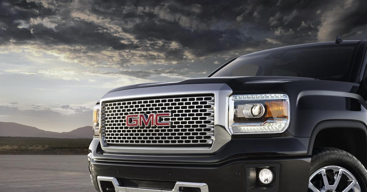 The New GMC® Sierra Truck