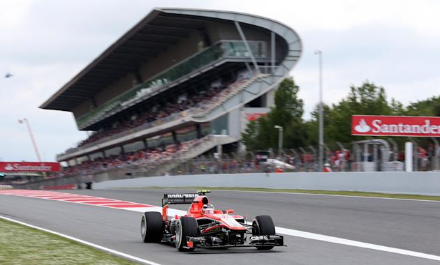 Auto - Formula One Motor Racing - Spanish Grand Prix - Qualifying - Circuit de Catalunya