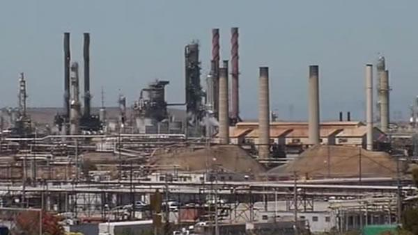 Hearing looks at reasons behind spikes in gas prices