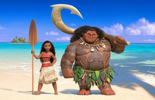 Critics Are Calling Out Disney for Fat-Shaming Polynesians With 'Moana' Character