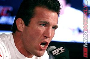 "Chael Sonnen Talked His Way Into Title Fight with One Word – ""Yes"""