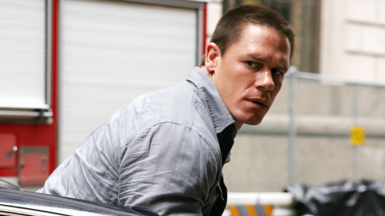 John Cena 12 Rounds Production Stills 20th Century Fox 2009