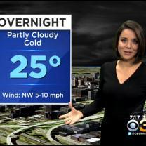 Kate's Friday Night Forecast, November 28, 2014