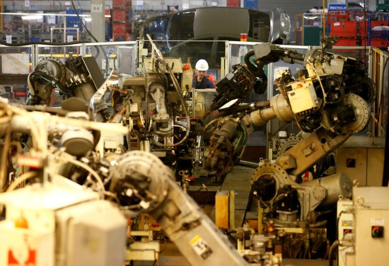 British car output up in July but growth slows