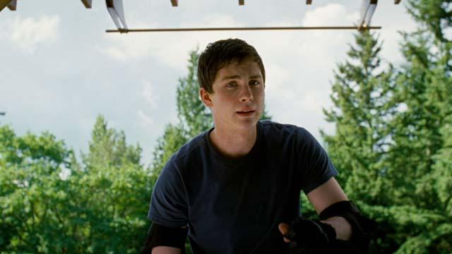 'Percy Jackson: Sea of Monsters' Clip: Obstacle Tower