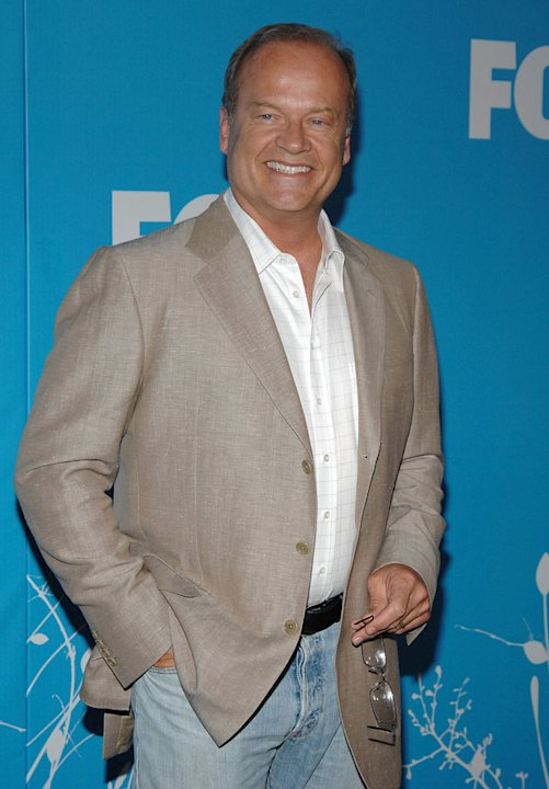 Kelsey Grammer of Back to You at the 2007 FOX  UpFront.