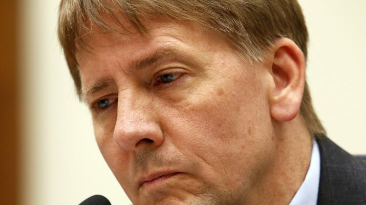 Consumer Financial Protection Bureau Director Richard Cordray testifies before House Financial Services Oversight and Investigations Subcommittee hearing