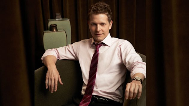 Matt Czuchry&#39;s &#39;Wife&#39; Lessons
