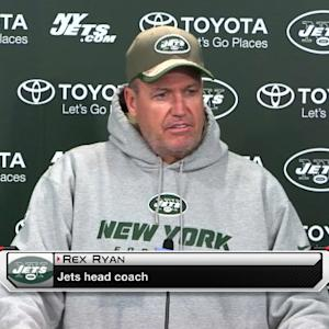 Rex on Geno: 'Let him learn what he can'