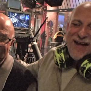 The Tony Mendez Show - Behind the Scenes with Biff Henderson