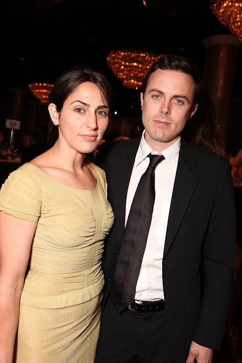 24th American Cinematheque Annual Gala 2010 Casey Affleck Summer Phoenix