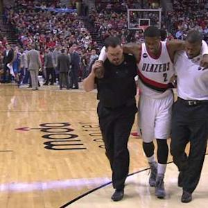 Wesley Matthews Injury
