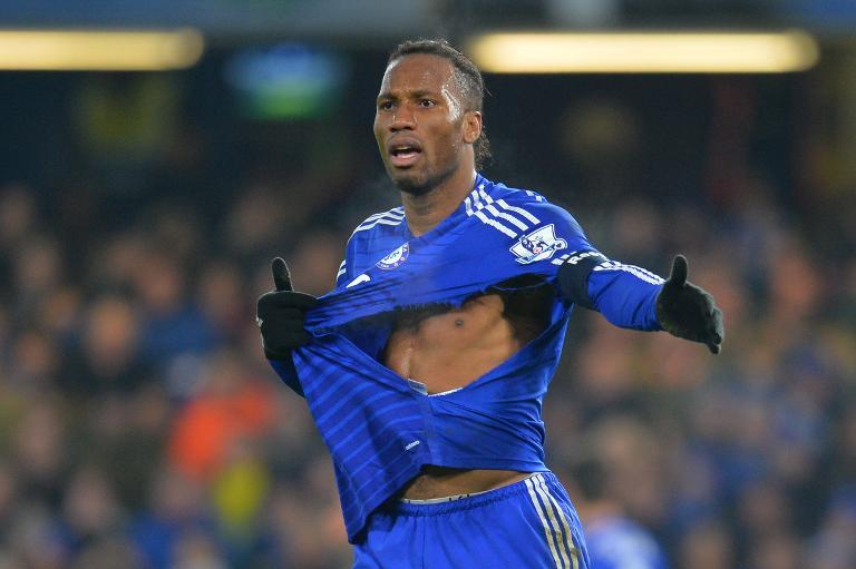 Drogba wants to remain with Chelsea 'family'
