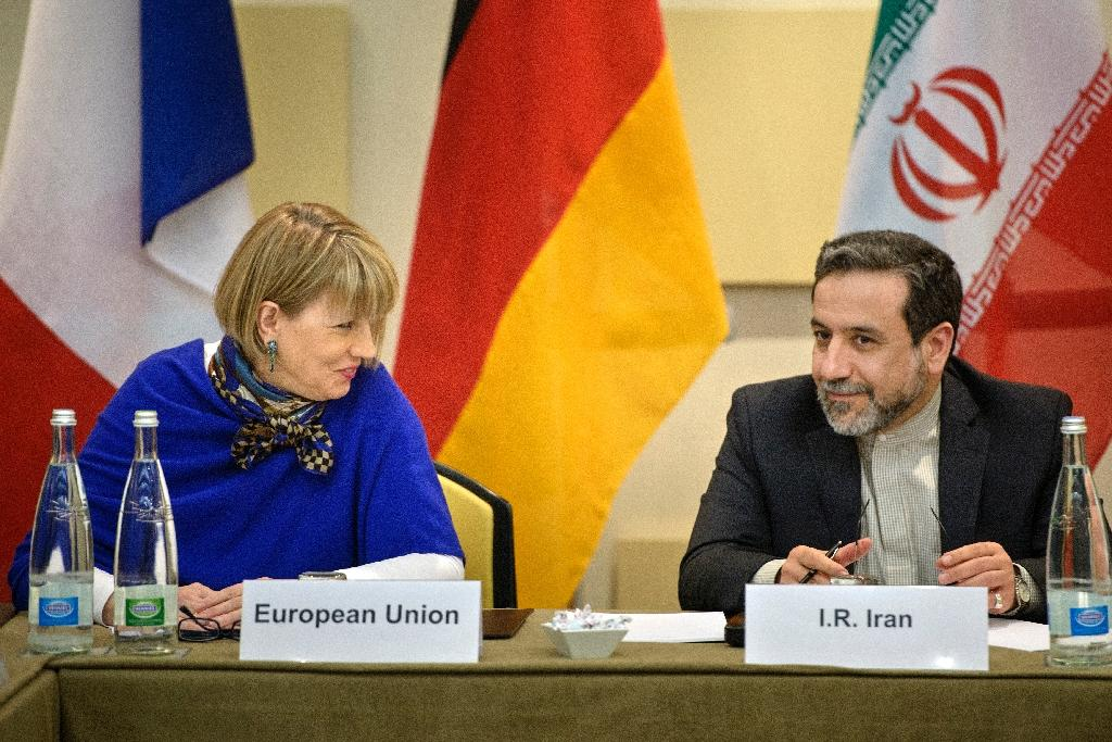 Iran nuclear talks to resume May 12 in Vienna: EU