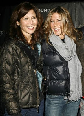Catherine Keener and Jennifer Aniston Friends With Money Premiere - 1/19/2006 2006 Sundance Film Festival