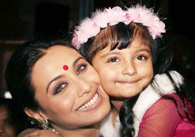 Up close and personal with Rani Mukerji