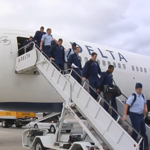 Air Force Arrives in Boise for Famous Idaho Potato Bowl
