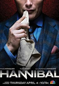 Hannibal poster | Photo Credits: NBC