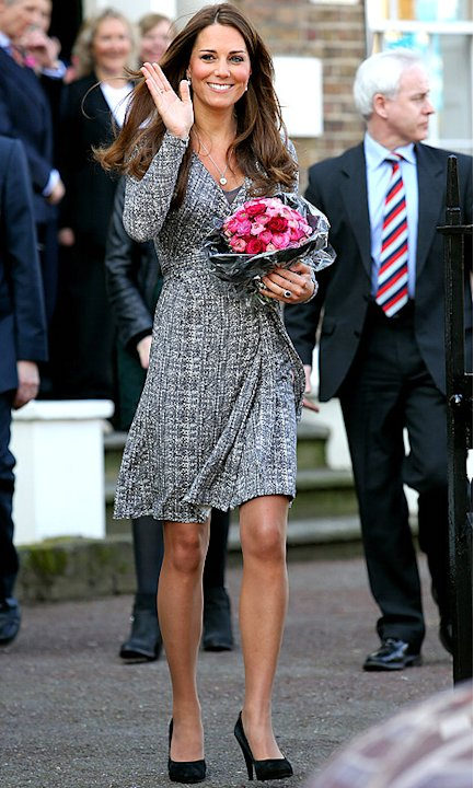 Kate Middleton Nervous About&nbsp;&hellip;