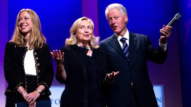The Bill, Hillary & Chelsea Clinton Foundation: New name, a whole lot of old baggage.