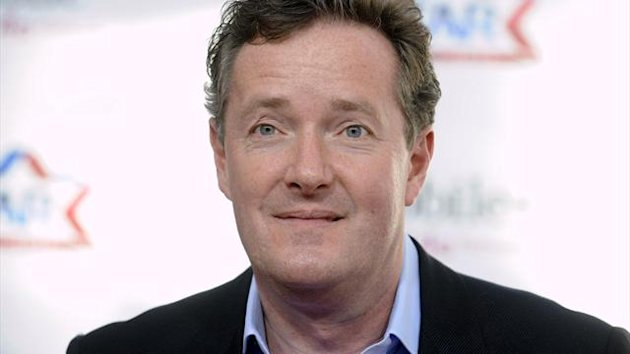 Journalist Piers Morgan