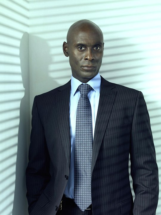 Lance Reddick returns as Agent Phillip Broyles in &quot;Fringe.&quot; 