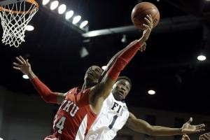 Western Kentucky beats FIU 65-63 in Sun Belt final