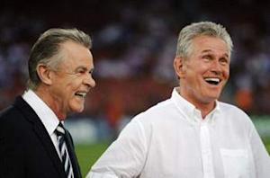 Hitzfeld 'convinced' of all-German Champions League final
