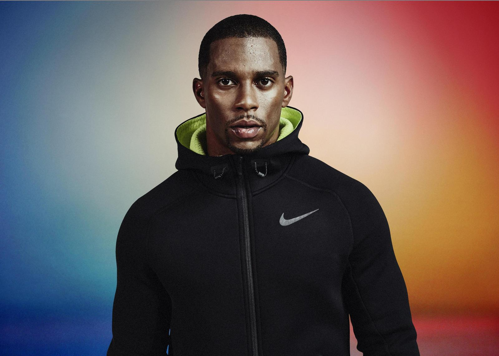 Nike Taps Victor Cruz to Help Launch Its New Technologically-Advanced Line